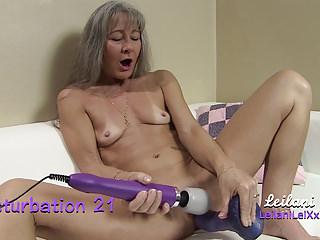 Milfs Amateur Masturbation video: Milf Masturbation 21 TRAILER
