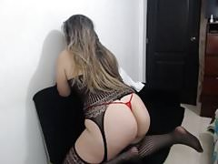 Big Ass Latina si china