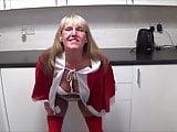 Full Back Knicker's  Mrs Santa pt1