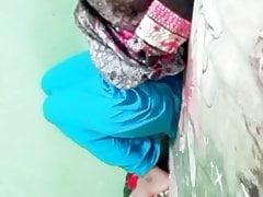 indyjska dziewczyna masturbuje się na żywo