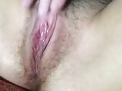 Frau masturbieren