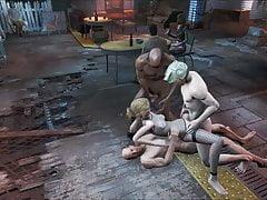 Fallout 4 Katsu Trzecia szyna