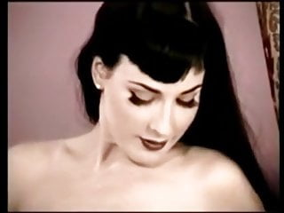 Foot Fetish High Heels Nylon video: Dita von Teese in  Lingerie, Corset, Nylon & High-Heels