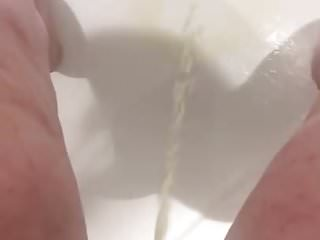 Showers Pissing Hd Videos video: Peeing in the shower