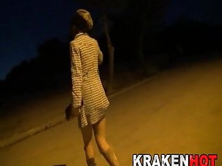 Amateur,Public Nudity,Funny,Outdoor,Girl,Crazy,Provocative,In Public,Crazy Girl,Krakenhot
