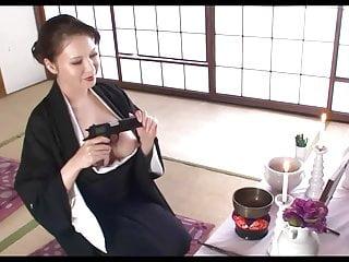 美丽的日本熟女