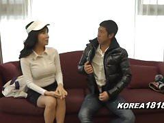 Korean Porn MILF Uwiedziona i seksowna