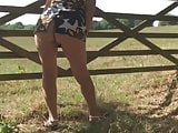 Flashing in the country