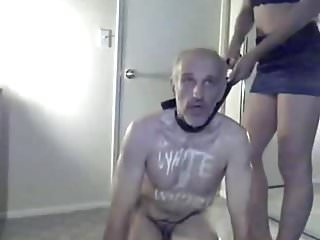 Femdom Slave Humiliation video: REAL LIFE SLAVE - PART 1.mp4