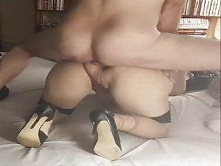 Black slut from model mayhem gives great footjob xxx