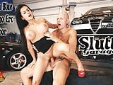 Slutty Garage, Bianka get fucked in workshop of cars TRAILER