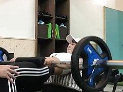 Private Training 02 Adidas Leggings