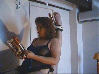 Amateur Bbw European video: Iris Von Hayden Sit and Swing Part 02