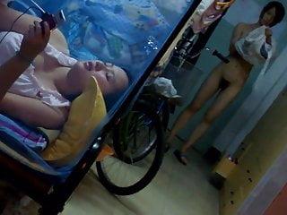 中國宿舍隱藏的視頻7