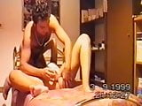 Retro real homemade couple 1