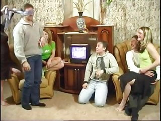 Russian Teen Small Tits video: WALL Three Brothers Two Sisters And Mother Too !