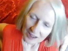 Sue Palmer puttana moglie vuole un gang bang