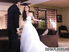 DigitalPlayground - Svatební Belles Scéna 2 Casey Calvert Podprsenka