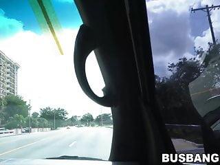 Blowjob Big Cock Latina video: Big ass latina Julz Gotti sucking cock and public cowgirl