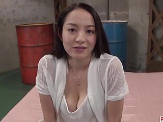 安娜Mihashi交易热情浪漫的阴部