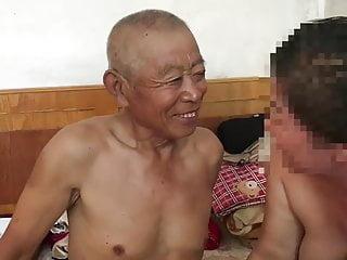沉默的中國老頭他媽的奶奶