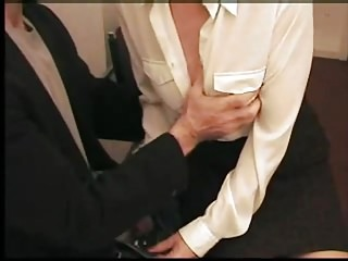 Footjob xxx: german shoejob 22