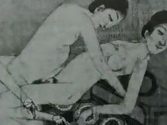 Sztuka erotyczna Starożytne Chiny