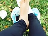 My ladys feet 2