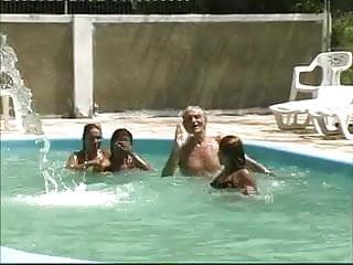 Orgie in brazil...