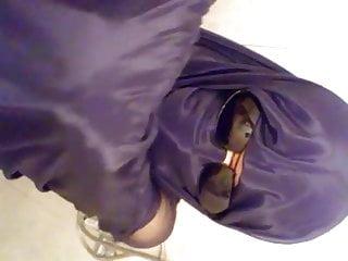 Satin arab turk hijab queen pov joi taboo...