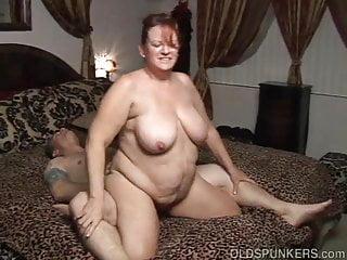 Beautiful busty mature bbw loves a hard fucking...