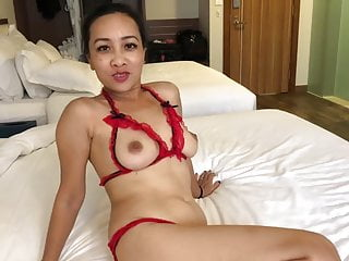 DIRTY ASIAN MOM JOI – SPREADS AND MASTURBATES