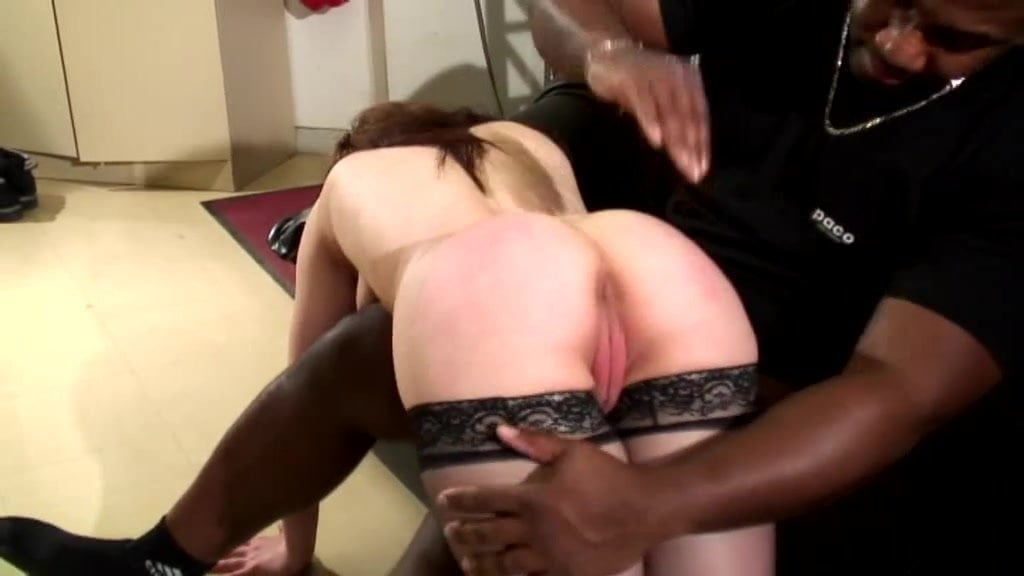 Ebony Teen Dick Sucking
