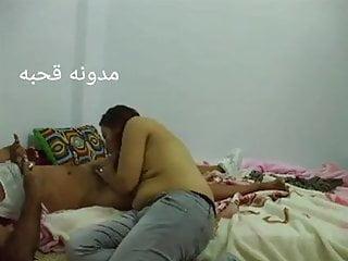 Sex arab egyptian milf sucking dick long time...