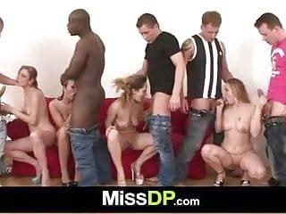 Sex orgy in prague feat daryl...