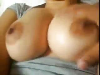 masaje de tetas