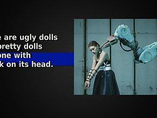 My pretty dolls...