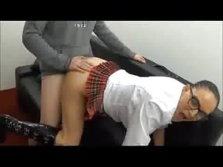 milf fucked doggy style