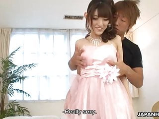 Japanese musician, Kanako Lioka got horny, uncensored