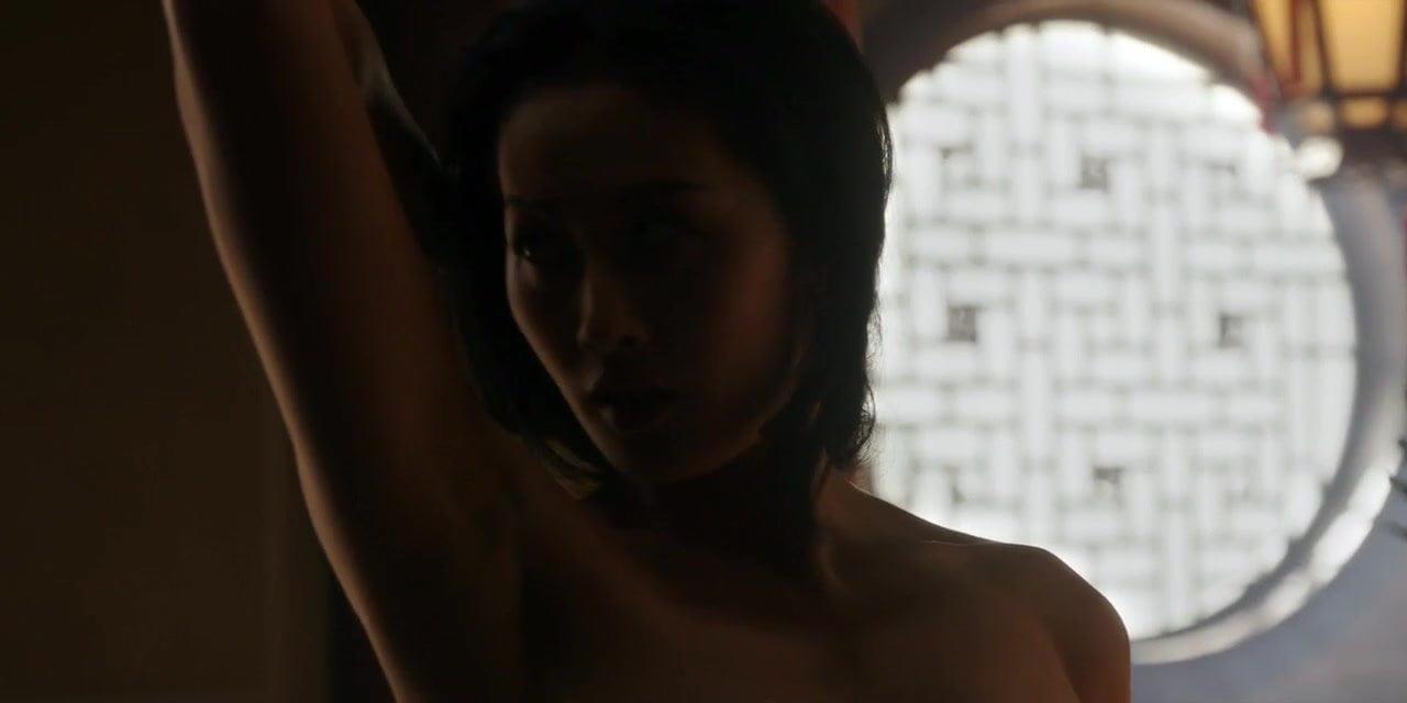 Vanessa Vanderstraaten  nackt