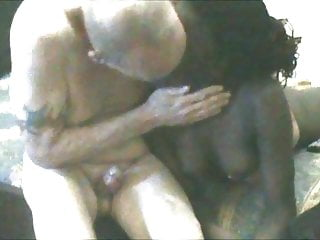 KaylaJae gets her first throatfuck, gagging on a white dick