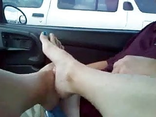 Parking Garage Foot Job