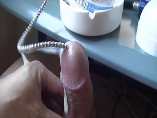 enough cum with sounding