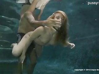Underwater fucking