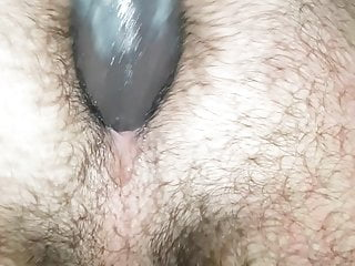 Greek takes black cock till the balls...
