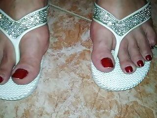 Monica's feet 1