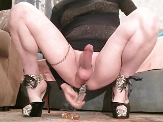 Hard squirting clit great cumshot spread legs...