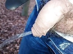 Foreskin # Piss Outdoor