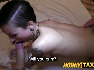 Hornytaxi i join horny for an awesome threesom...