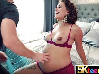 5KTEENS Pregnant 18 Year Old Still Wants Cum